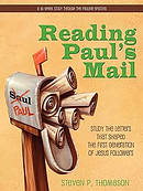 Reading Paul's Mail