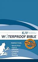 Kjv Waterproof Bible Blue Nt Ps Prov