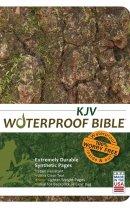 KJV Waterproof Bible Camouflage