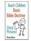 Teach Children Basic Bible Doctrine, Using Pictures