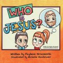 Who Is Jesus Colouring Book