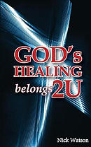 God's Healing Belongs 2 U