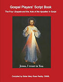 Gospel Players' Script Book: The Four Gospels and the Acts of the Apostles in Script