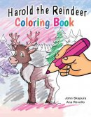 Harold the Reindeer Coloring Book