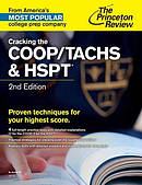Cracking the Coop/Tachs & Hspt, 2nd Edition: Strategies & Prep for the Catholic High School Entrance Exams