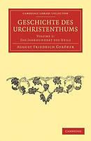 Geschichte Des Urchristenthums