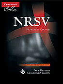 NRSV Reference Bible