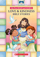 My First Read and Learn Love & Kindness Bible Stories