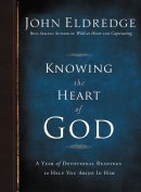 Knowing The Heart Of God Printed Case Hardback Book