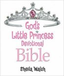 ICB God's Little Princess Devotional Bible: Hardback