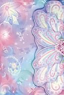 ICB Compact Glitter Wings Bible: Hardback