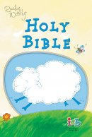 ICB Really Woolly Bible: Blue, Leathersoft