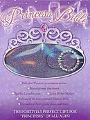 ICB Princess Bible Lavender Imitation Leather