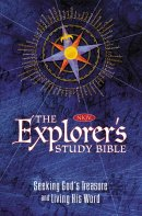 NKJV The Explorer's Study Bible: Hardback