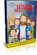 The Jesus Movie DVD