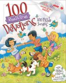 100 Devotions 100 Bible Songs CDs with book