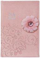 ICB Ballerina Bible Pink Imitation Leather