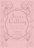 Jesus Calling - Deluxe Edition Pink Cover