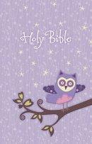 NKJV Owl Bible: Purple, Hardback