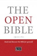 Kjv Open Bible Hb