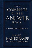 Complete Bible Answer Book The