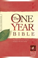 NLT One Year Bible: Paperback