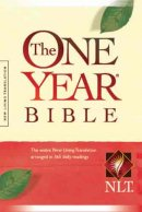 NLT One Year Bible: Paperback, Compact