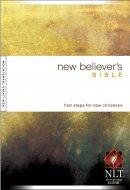 NLT New Believers Bible: Hardback