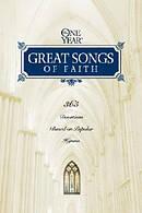 One Year Great Songs of Faith