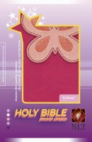 NLT Personal Compact Bible: Magenta-pink Tutone, LeatherLike