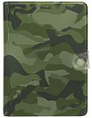NLT Metal Bible: Camouflage