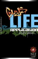 NLT Guy's Life Application Bible: Hardback