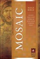 NLT Mosaic Holy Bible: Antique Brown, Imitation Leather