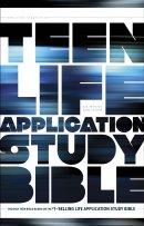 NLT Teen Life Application Study Bible: Paperback