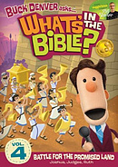 What's in the Bible 4 DVD
