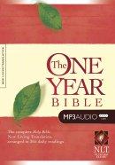 NLT One Year Bible MP3 Edition