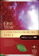 NLT One Year Chronological Bible MP3