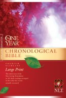 NLT One Year Chronological Bible Large Print Premium Slimline