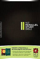 NLT Parallel Study Bible Hardback