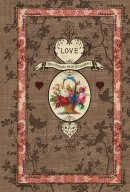 NLT Vintage Gift Love Devotional NT Psalms and Proverbs