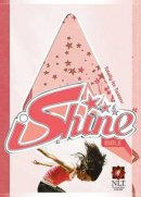 NLT iShine Bible: Girls, Pink, Leatherlook