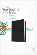NLT Wayfinding Bible Grey Imitation Leather