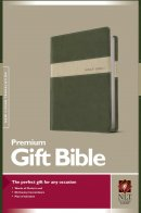 Nlt Prem Gift Bible Tutone Evergreen Sto