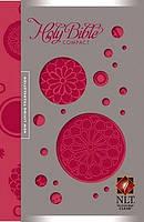 NLT Pink Compact Bible