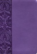 NLT Purple Compact Bible