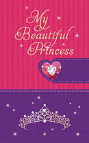 NLT My Beautiful Princess Bible: Leatherlike