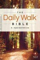 NLT Daily Walk Bible Devotional Bible