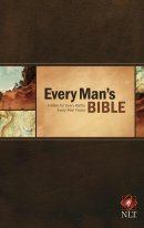 NLT Every Man's Bible: Hardback