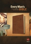 Nlt Every Mans Bible Deluxe Messenger Ed