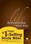 HCSB Life Application Study Bible: Hardback